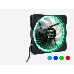 HADRON HD2537 12cm ve 32 Ledli Performans Serisi Kasa Fanı