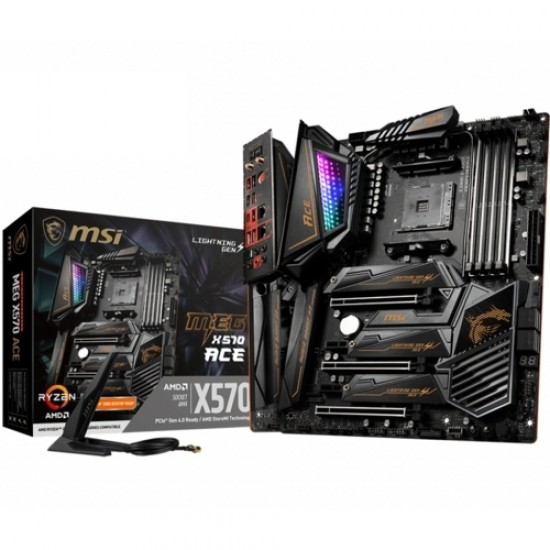 MSI MEG X570 ACE DDR4 4600Mhz S+V+GL AM4