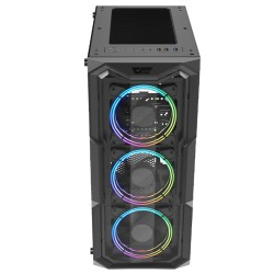 DarkFlash Aquarius Mid Tower Kasa