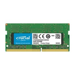 Crucial Notebook Rami 4GB 2666MHz DDR4 CT4G4SFS8266
