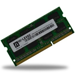 HI-LEVEL Notebook Ram 8GB 2666MHz DDR4 HLV-SOPC21300D4/8G